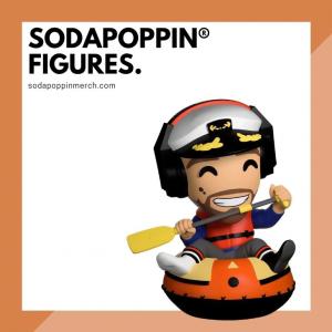 Sodapoppin Figures & Toys