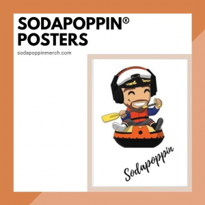 Sodapoppin Posters