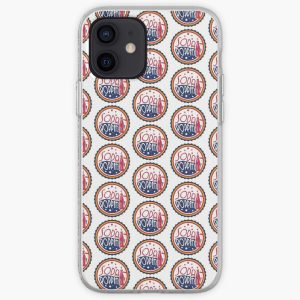 Sodapoppin Retro Soda Pop Bottle Cap Red Yellow Blue Design iPhone Soft Case RB1706 product Offical Sodapoppin Merch