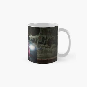 Sodapoppin and his GF on a car Classic Mug RB1706 product Offical Sodapoppin Merch