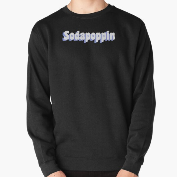 Light Blue Sodapoppin Trendy Pullover Sweatshirt RB1706 product Offical Sodapoppin Merch