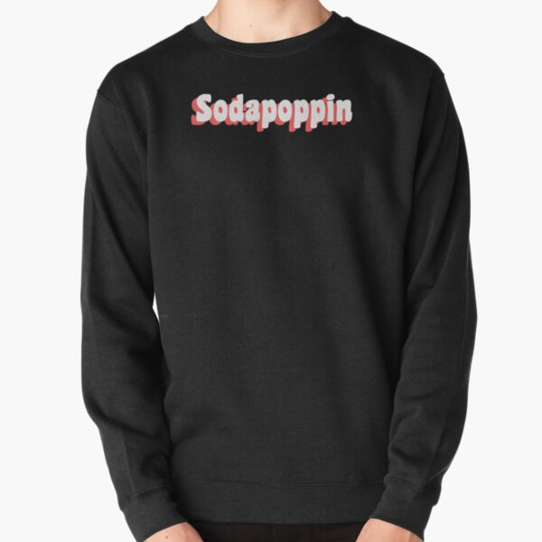 Pink Sodapoppin Trendy Pullover Sweatshirt RB1706 product Offical Sodapoppin Merch