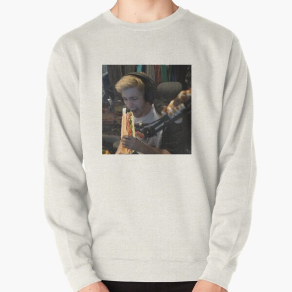 Sodapoppin's Subway Sandwich Pullover Sweatshirt RB1706 product Offical Sodapoppin Merch