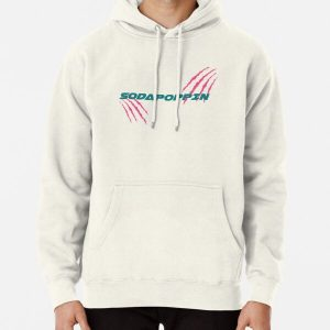 Sodapoppin Logo classic t-shirt  Pullover Hoodie RB1706 product Offical Sodapoppin Merch