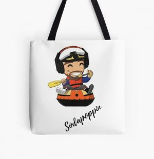 Sodapoppin  All Over Print Tote Bag RB1706 product Offical Sodapoppin Merch