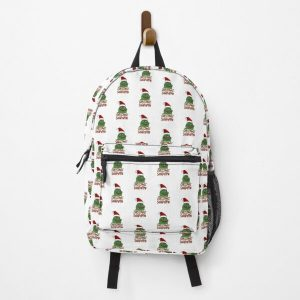 Christmas Pajama For Sodapoppin, Funny Christmas for Kids Backpack RB1706 product Offical Sodapoppin Merch