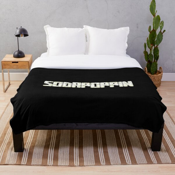 SODAPOPPIN Throw Blanket RB1706 product Offical Sodapoppin Merch