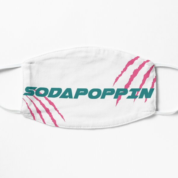 Sodapoppin Logo classic t-shirt  Flat Mask RB1706 product Offical Sodapoppin Merch