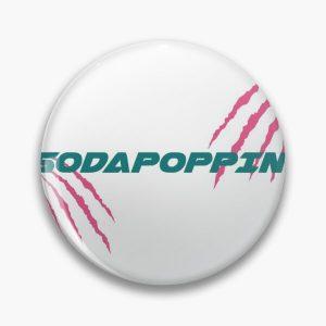 Sodapoppin Logo classic t-shirt  Pin RB1706 product Offical Sodapoppin Merch