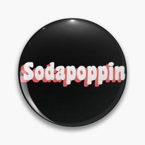 Pink Sodapoppin Trendy Pin RB1706 product Offical Sodapoppin Merch