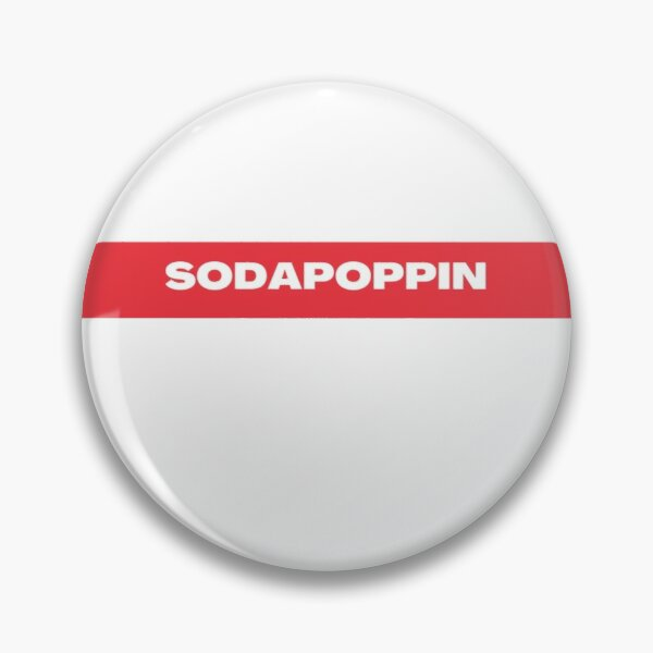 sodapoppin twitter trend 2020 Pin RB1706 product Offical Sodapoppin Merch
